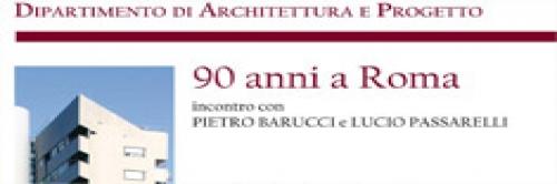 90 anni Roma
