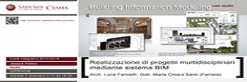 progetti multidisciplinari con sistemi BIM
