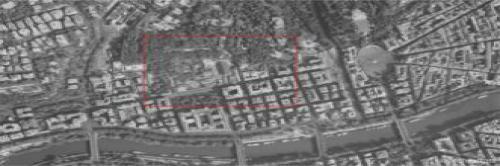 Riqualificazione del mercato rionale Flaminio a Roma