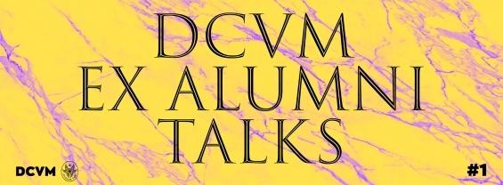 DCVM alumni talks #1
