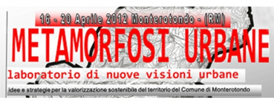 workshop metamorfosi urbane