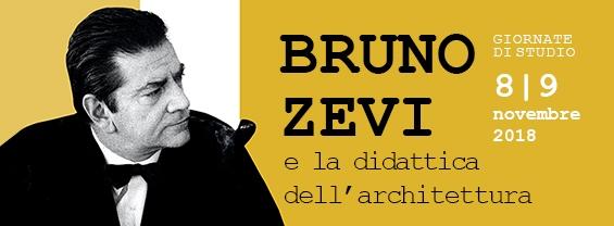 Bruno Zevi 8|9.11.2018